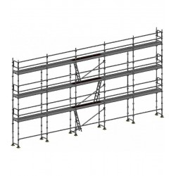 STRUCTURE LISSES DUO 45128m²